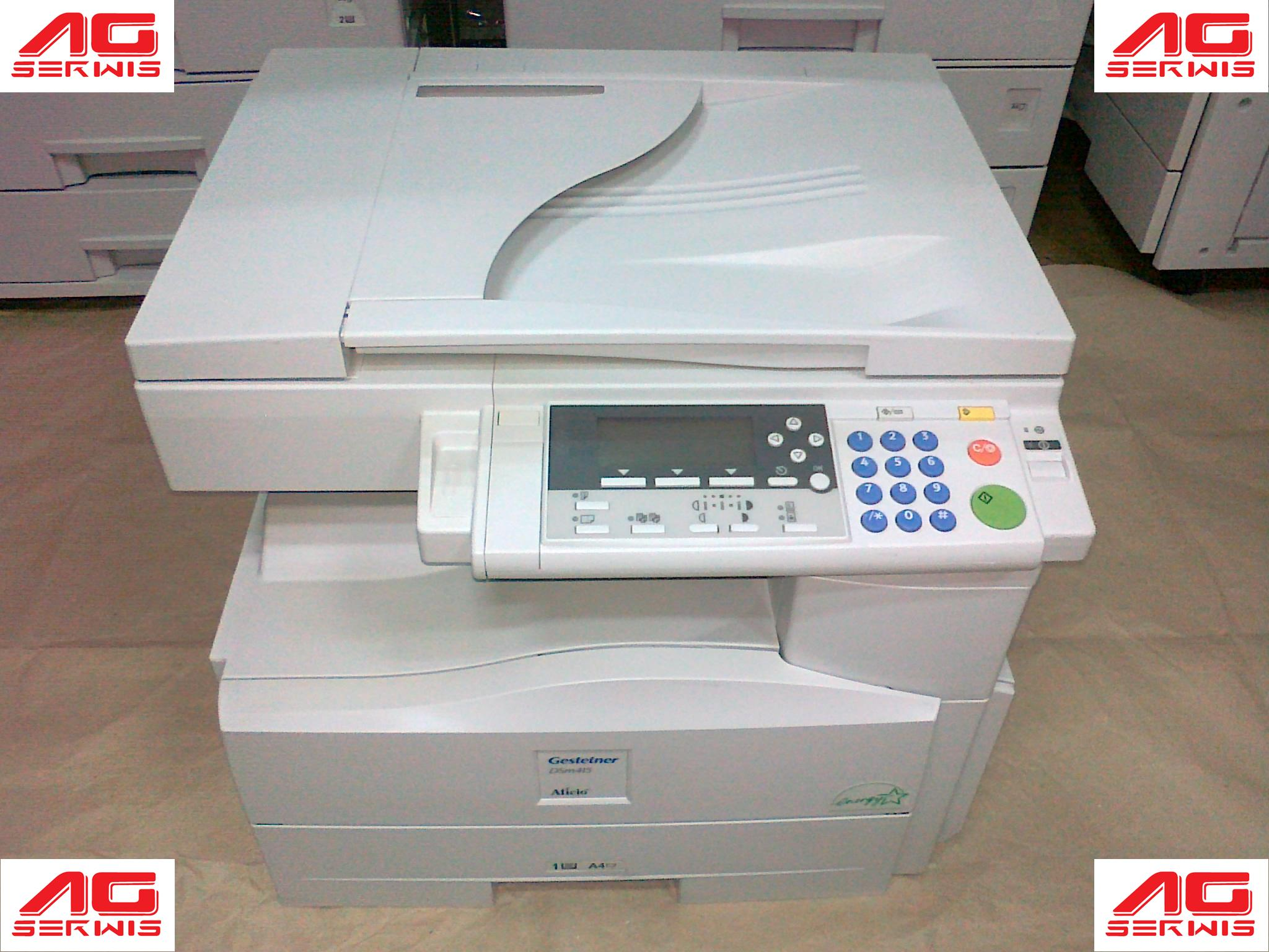 drukarka mala kserokopiarka skaner faks