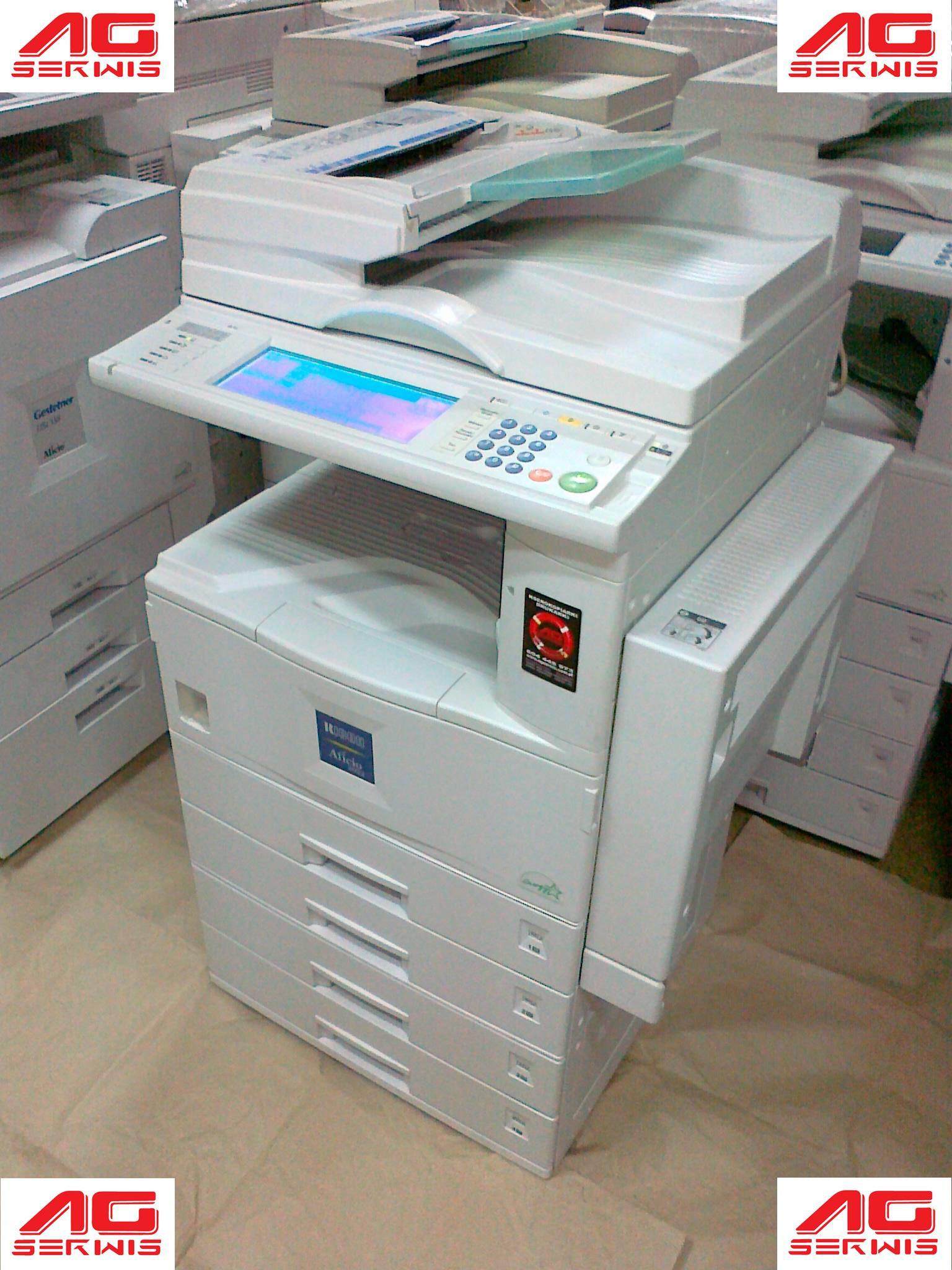drukarka skaner kserokopiarka faks