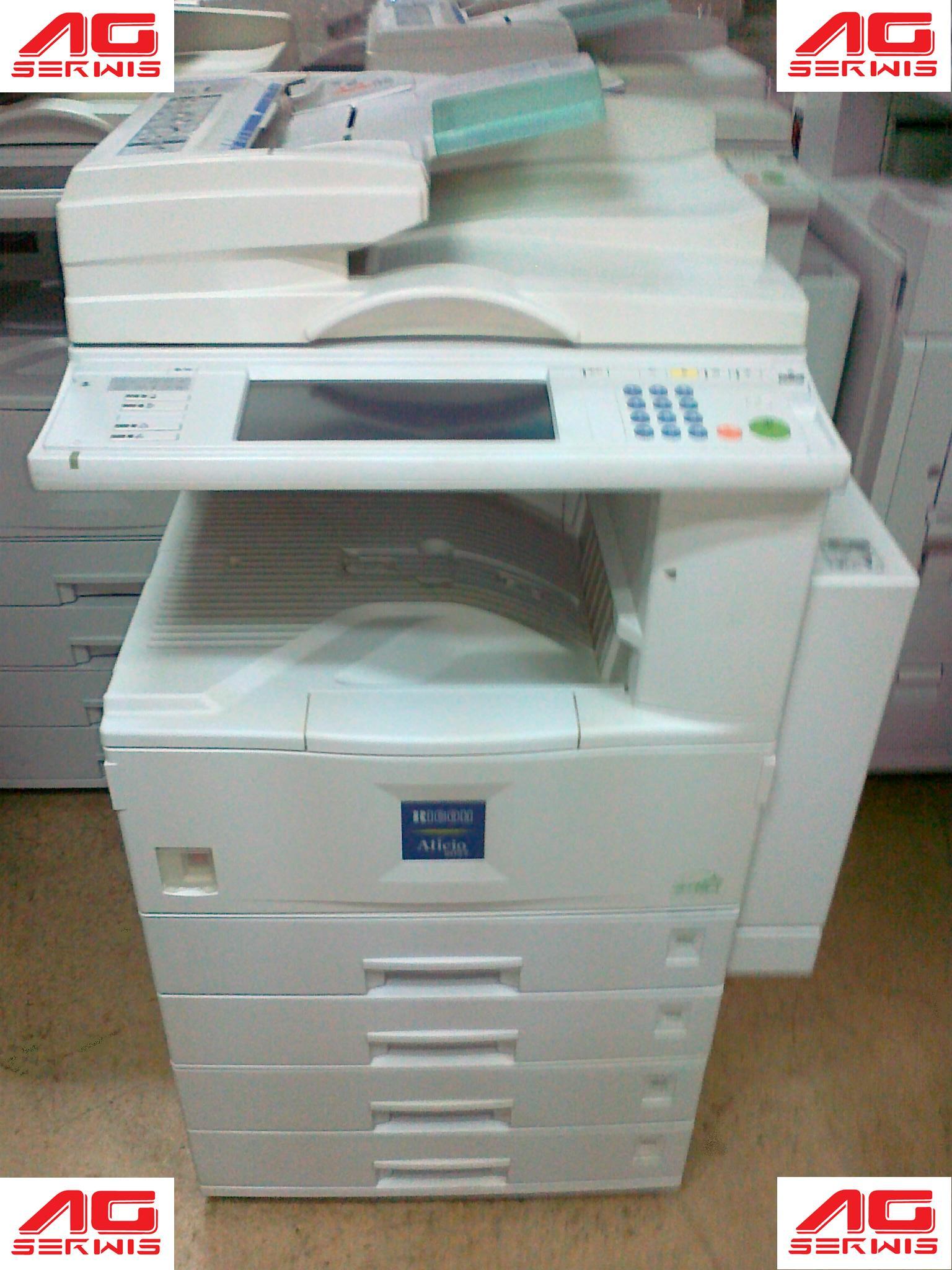 drukarki wielofunkcyjne