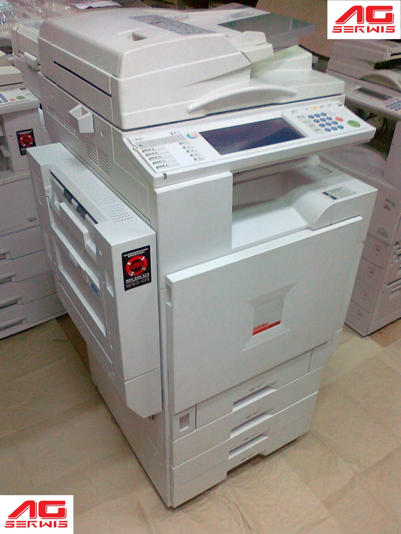 kolorowa drukarka wielofunkcyjna