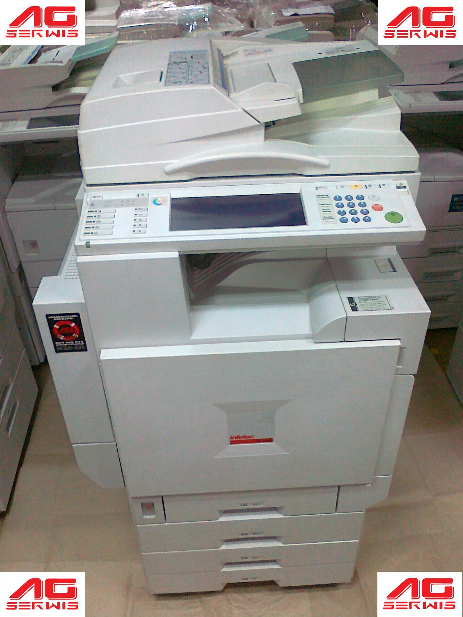 kolorowe drukarki wielofunkcyjne