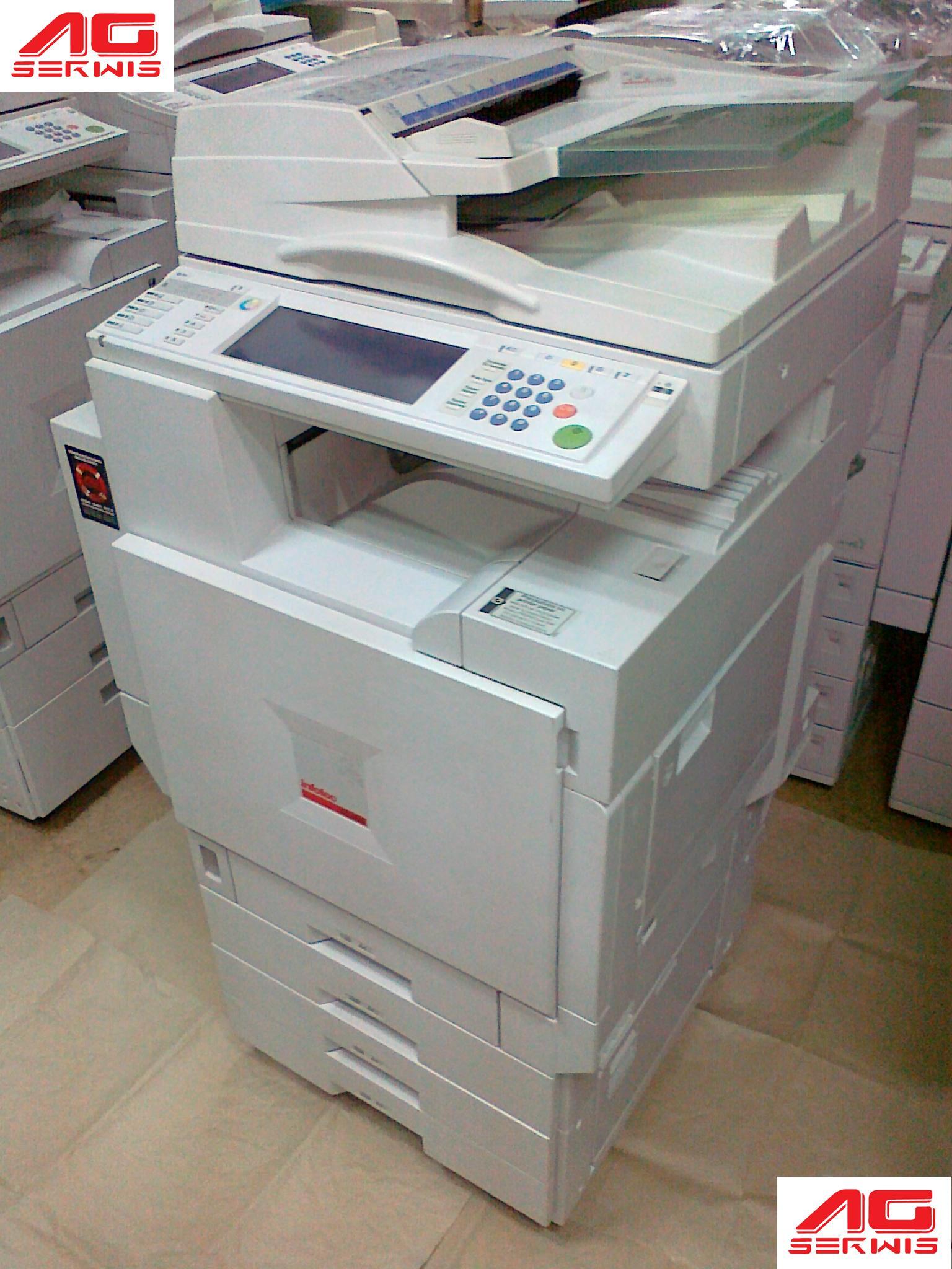 kserokopiarka drukarka kolorowa skaner faks