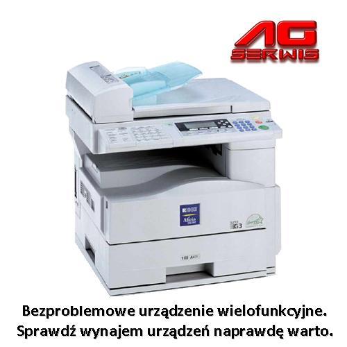 małe urządzenia wielofunkcyjne drukarki kopiarki