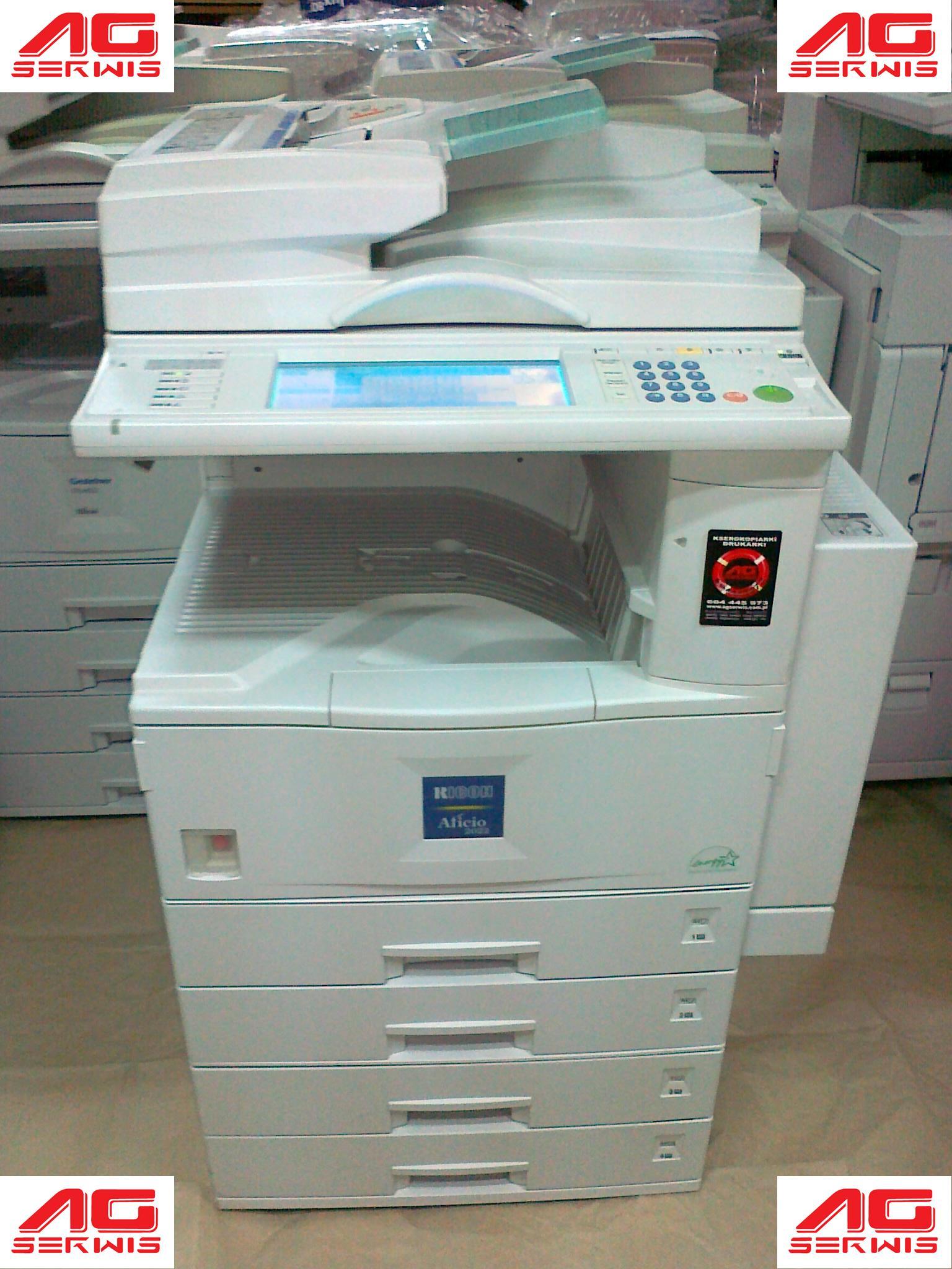 skaner drukarka faks kopiarka