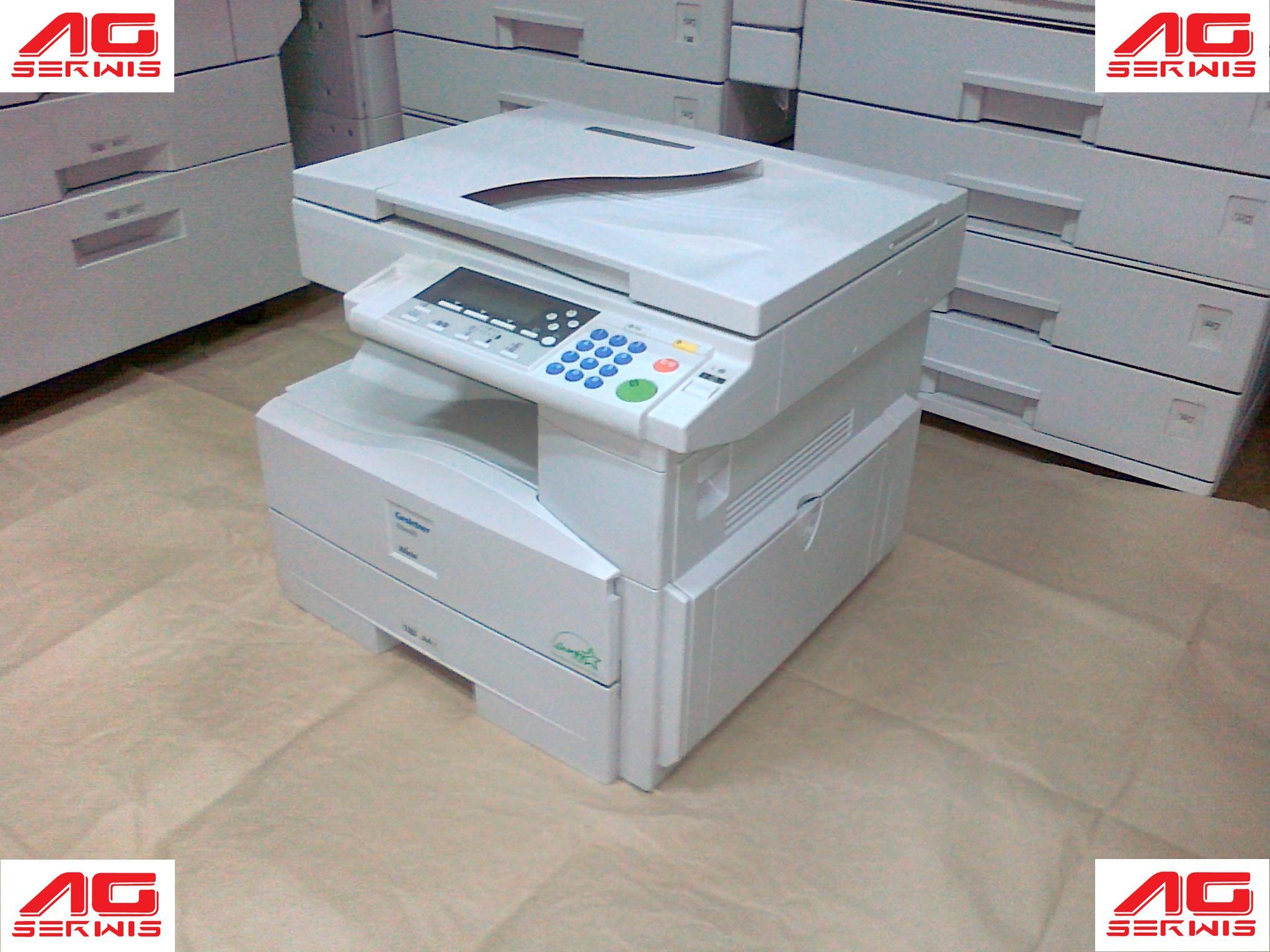 skaner kserokopiarka mala drukarka fax