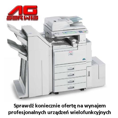 Urządzenia wielofunkcyjne MFP Ricoh Aficio - kserokopiarki drukarki skanery faksy