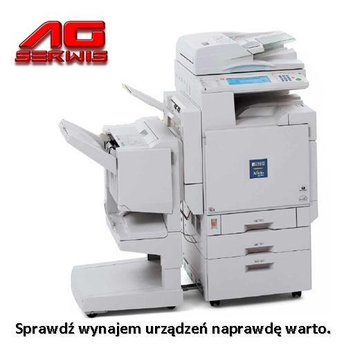 Kolorowa kserokopiarka drukarka urzadzenie wielofunkcyjne MFP Ricoh Aficio